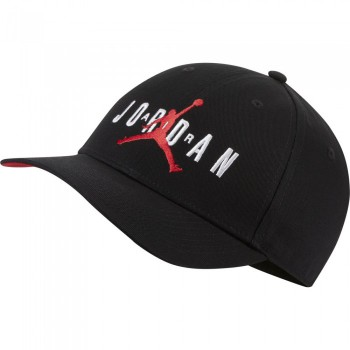 Casquette Jordan Legacy91 Jumpman Air black/black/gym red/white | Air Jordan