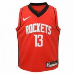 Color  Red of the product Replica Icon Road Jersey - Rockets Harden James Nba...