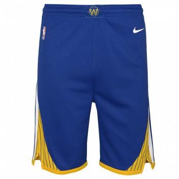 Swingman Icon Short Warriors Nba Nike   Nike