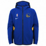 Color  Bleu du produit Sweat NBA Enfant Golden State Warriors Nike Thermaflex