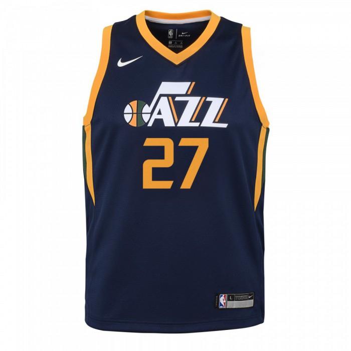 Maillot NBA Enfant Utah Jazz Rudy Gobert Rudy Swingman Icon Nike