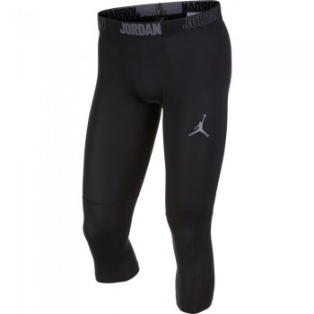 Collant Jordan Dry 23 Alpha 3/4 black | Air Jordan