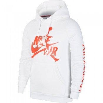 Sweat Jordan Jumpman Classics white/infrared 23/infrared 23 | Air Jordan
