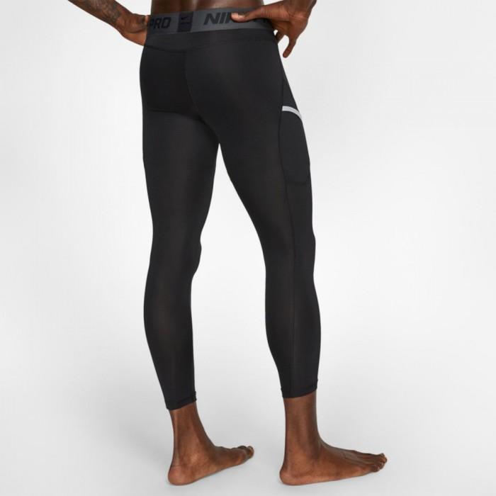 Collant 34 Nike Pro black Basket4Ballers