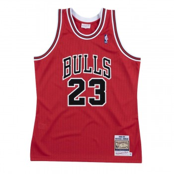 Maillot NBA Michael Jordan Chicago Bulls '88 Authentic Mitchell&Ness The Shot | Mitchell & Ness