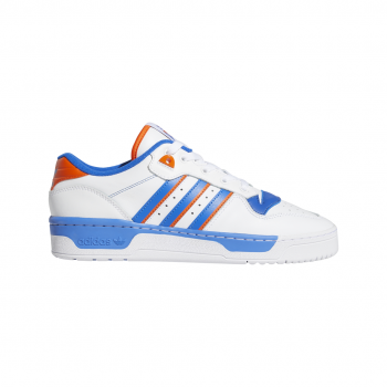 adidas Rivalry Low ftwbla/bleu/orange | adidas