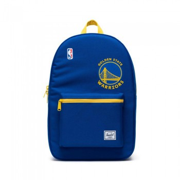 Sac à dos NBA Golden State Warriors Superfan Herschel Royal/yellow | Herschel