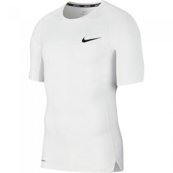 T-shirt Nike Pro white/black | Nike