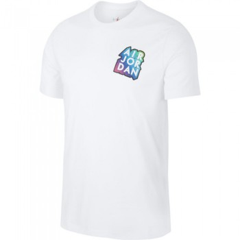T-shirt Jordan Brand Sticker white | Air Jordan