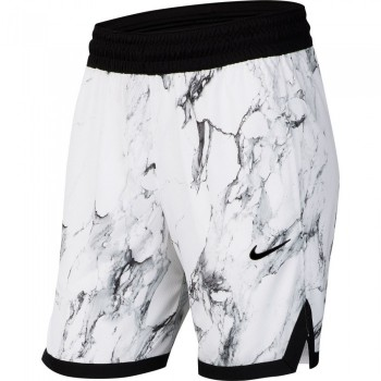 Short Nike Dri-fit white/black | Nike
