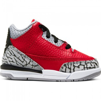 Jordan 3 Retro Se fire red/fire red-cement grey-black | Air Jordan