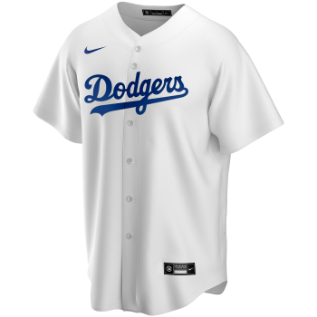 Los Angeles Dodgers Mlb Nike Official Replica Home Jerseywhite | Nike