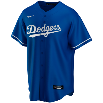 Los Angeles Dodgers Mlb Nike Official Replica Alternate Jerseybright Royal | Nike