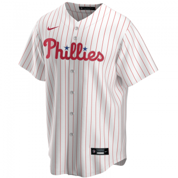 Baseball-shirt Mlb Phillies Nike Official Replica Home | Nike