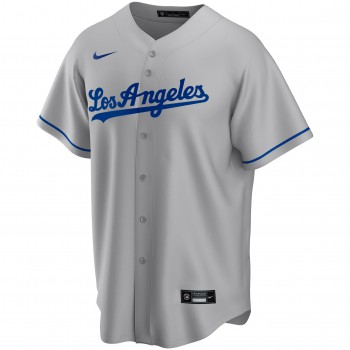 Baseball-shirt Mlb La Dodgers Nike Official Replica Road | Nike