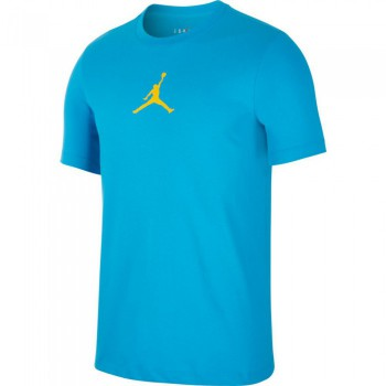 T-shirt Jordan Jumpman laser blue/amarillo | Air Jordan