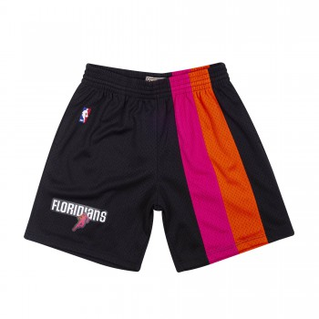 2005-06 Miami Heat Swingman Short | Mitchell & Ness