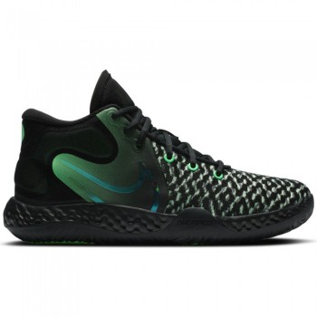 Kd Trey 5 Viii black/clear-illusion green-racer blue | Nike