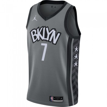 Maillot Kevin Durant Nets Statement Edition 2020 dark steel grey/black/durant kevin NBA | Air Jordan