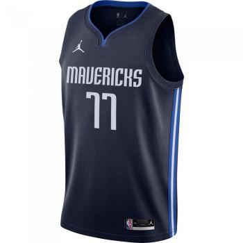 Maillot Luka Doncic Mavericks Statement Edition 2020 college navy/game royal/doncic luka NBA | Air Jordan