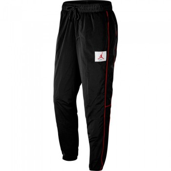 Pantalon Jordan Flight black/black/university red | Air Jordan
