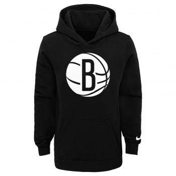 Po Fleece Logo Essential Brooklyn Nets NBA | Nike