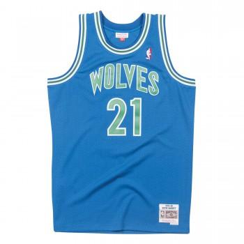 Maillot NBA Kevin Garnett Minnesota Timberwolves '95 Swingman Mitchell & Ness Swingman | Mitchell & Ness