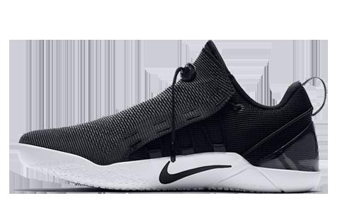 competitive price 608a5 4654e ... Vue de profil Nike Kobe AD NXT Black ...
