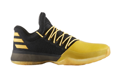 Vue de face adidas Harden Vol. 1 Fear The Fork