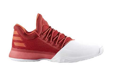 Vue de face adidas Harden Vol. 1 Home