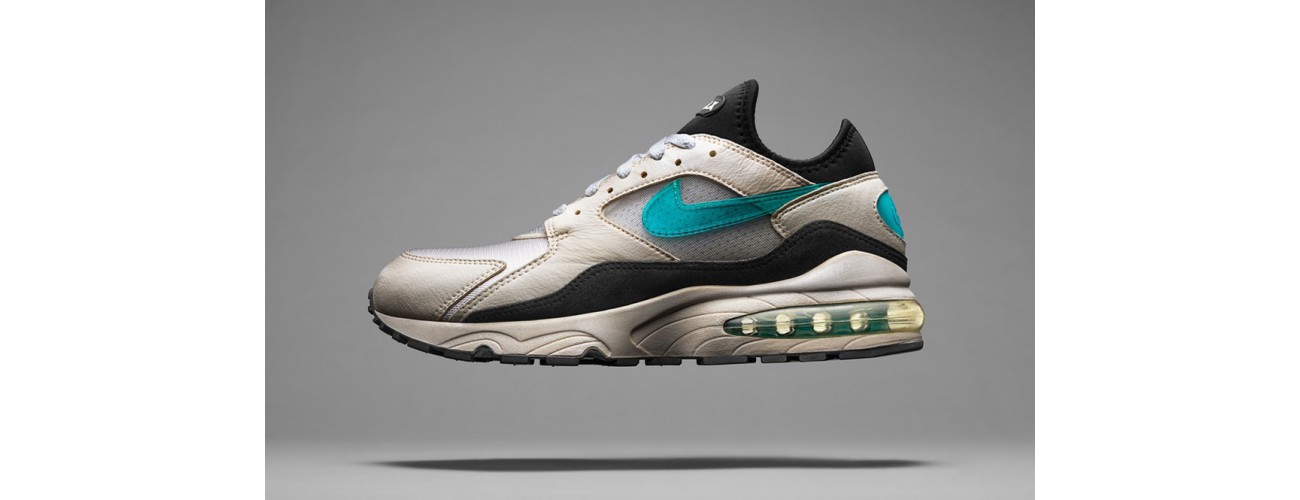 Nike ressort de son placard l'emblématique Nike Air Max '93 OG ...