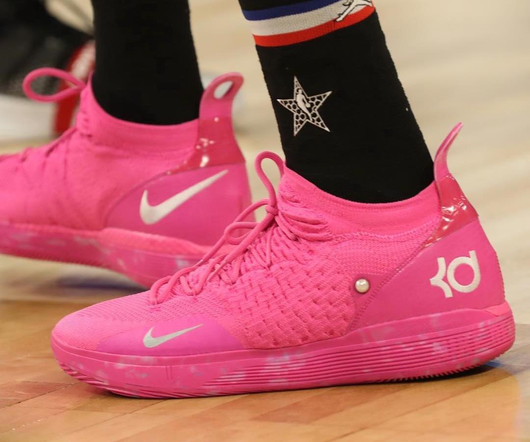 NBA All Star Game : Top 10 des sneakers portées par les joueurs !