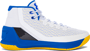 Curry 3 Dub Nation Home profil